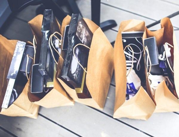 Sarlat - page shopping