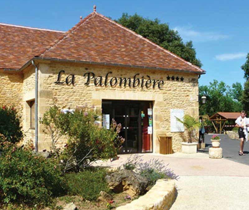 Campsite La Palombière