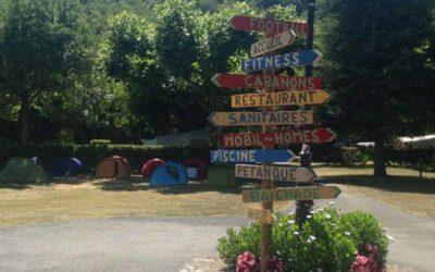 Campsite Maisonneuve