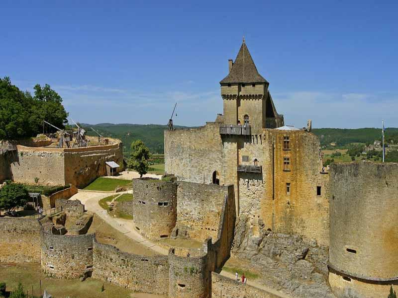Chapoulie lauze - Castelnaud