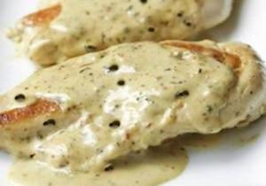 Recette : Escalopes de veau à la crème de truffe