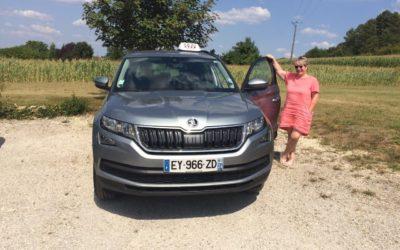 Taxi à Beynac, la Dordogne d'une autre façon