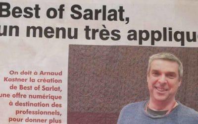 Best of Sarlat dans Réussir le Périgord
