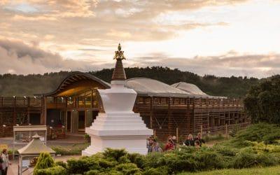Le bouddhisme en Dordogne