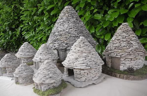 Small huts of Périgord