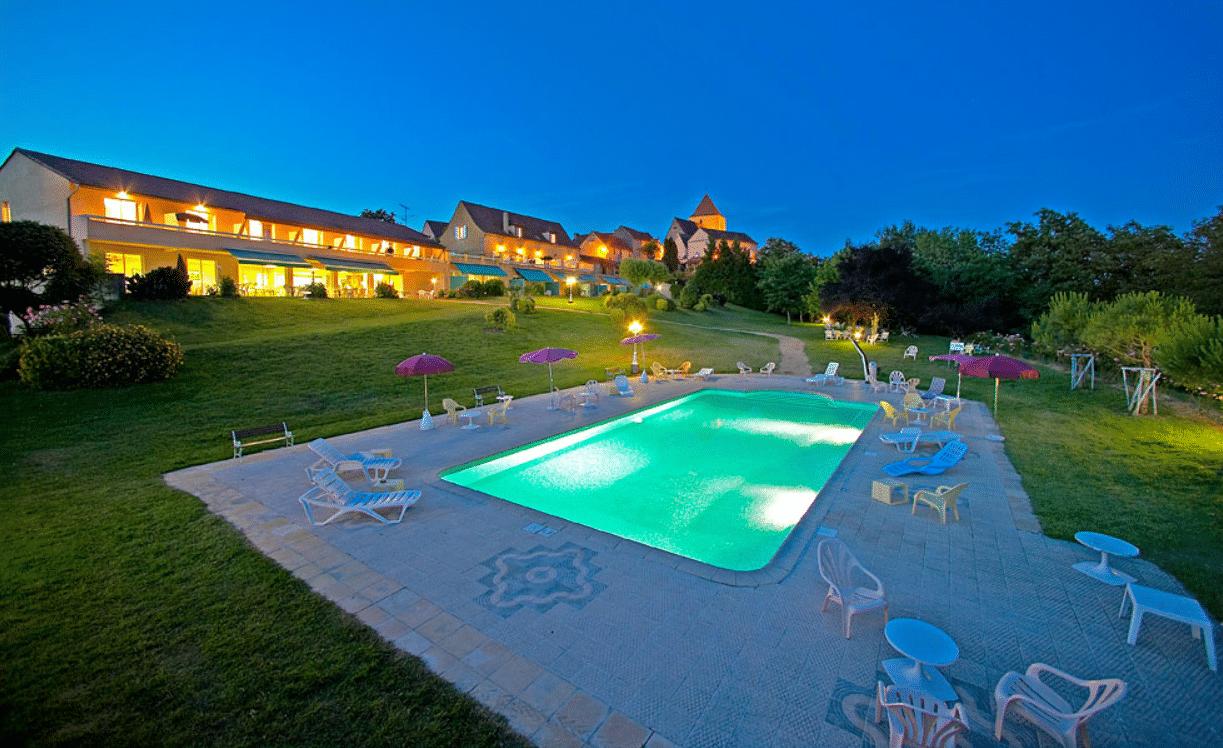 Laborderie restaurant sarlat piscine