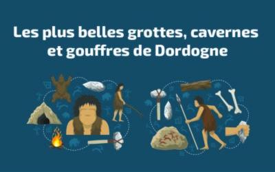 Les plus belles grottes, cavernes et gouffres de Dordogne