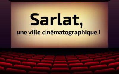Sarlat, une ville cinématographique !