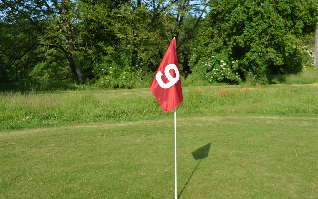 Pitch and putt des Crouquets