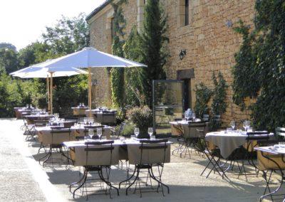 Restaurant de la Villa Romaine
