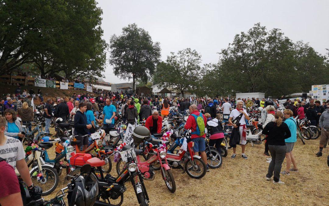 La 6ème Rando Mob de La Cassagne : Un vrai succès
