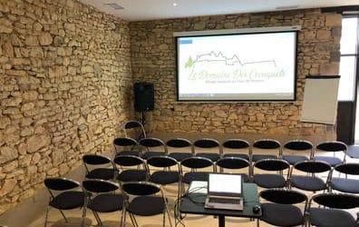 Séminaires d'entreprise au Domaine des Crouquets